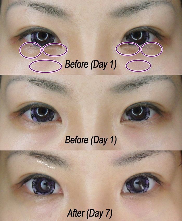 how to use advanced night repair eye