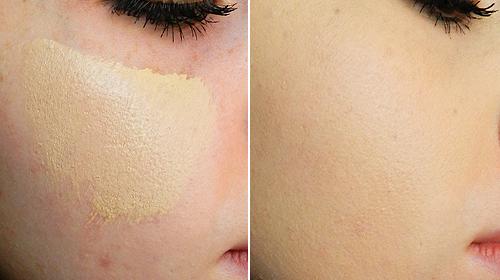 Estee Lauder Double Wear Stay-In-Place Makeup มาพร้อมการปกป้องระดับ SPF 10 PA++ จากเทคโนโลยีและส่วนผสมสำคัญ อาทิ Hydrophobic-treated pigments   ทรีตเมนท์พิเศษให้เม็ดสีติดผิวทนนาน พร้อม TrimethyIsiloxisilicateโพลีเมอร์ 3 การทำงาน ให้ความโปร่งสบายผิว และกันน้ำ พร้อมปกป้องผิวบอบบางรอบดวงตาอย่างอ่อนโยน