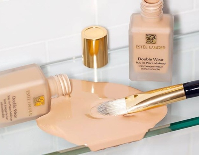 Estee Lauder Double Wear Stay-In-Place Makeup SPF10 PA++ #1W1 Bone30ml.,รองพื้น Estee Lauder,Estee Lauder,