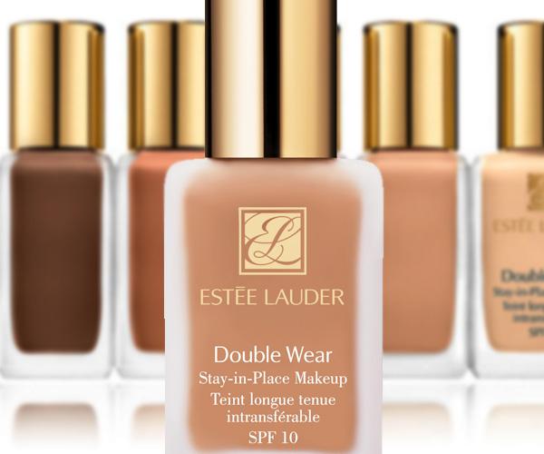 Estee Lauder Double Wear Stay-In-Place Makeup 30 ml. รองพื้นเนื้อแมท ปกปิดดีเยี่ยม ติดทนนาน ไร้กังวลให้ผิวดูสดชื่นและดูเป็นธรรมชาติแม้จะอยู่ท่ามกลางความร้อน ความชื้นหรือมีกิจกรรมต่อเนื่องตลอดวัน รู้สึกได้ถึงความเบาบางและความสบาย ด้วยผลิตภัณฑ์นี้ลุคที่คุณเห็นในตอนเช้าจะเป็นลุคที่อยู่กับคุณไปตลอดวัน อย่างไร้กังวล