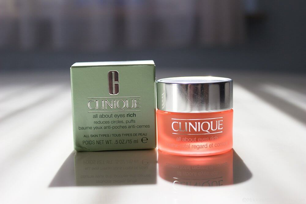 clinique all about eyes rich 15 ml. Black Bedroom Furniture Sets. Home Design Ideas