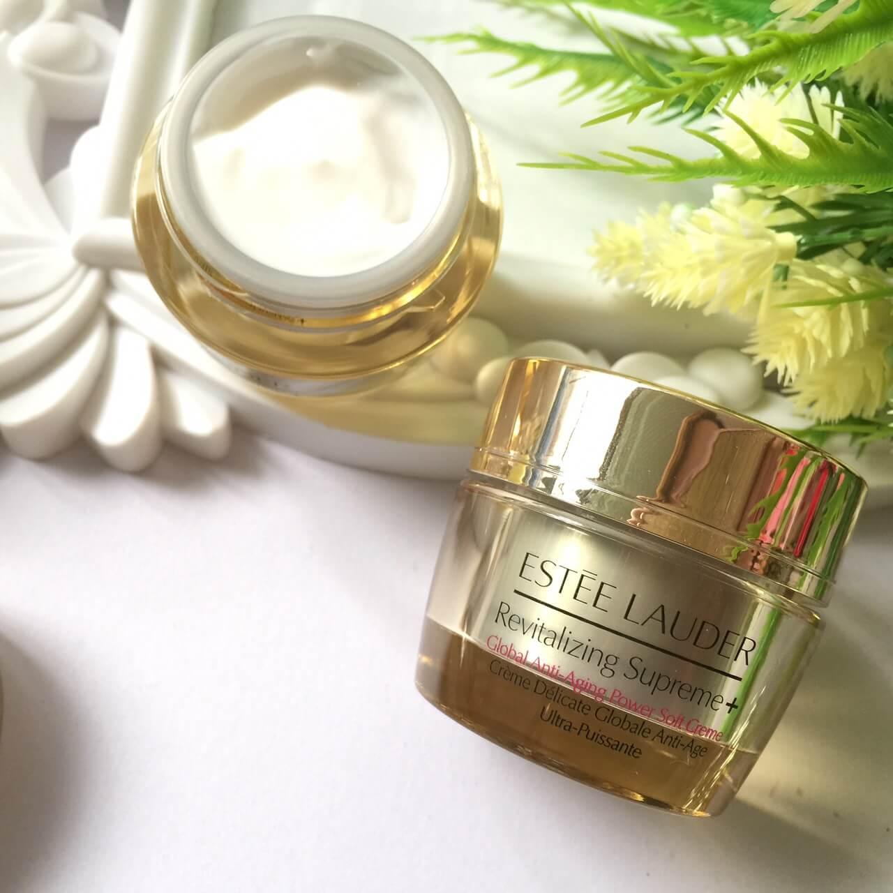 Estee Lauder,Revitalizing Supreme,Global Anti-Aging Power Soft Creme,ครีมEstee Lauder,Revitalizing Supremeรีวิว