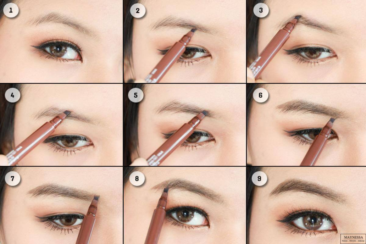 Cathy doll cathy doll real brow 4d tattoo tint for Cathy doll real brow 4d tattoo tint