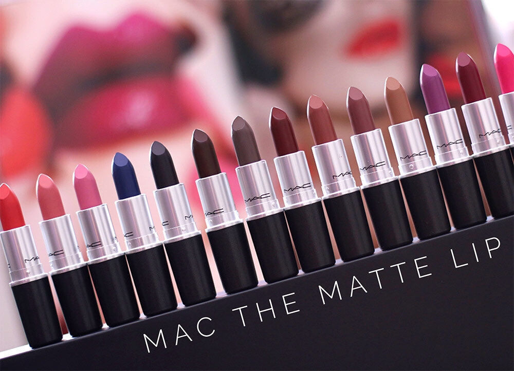 MACลิปสติก,MAC,Matte lipstick rouge a levres,Lady Danger