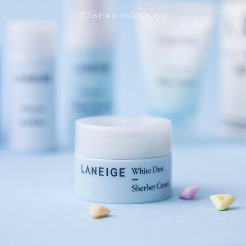 Laneige,WhiteDewSpecialKit,5 items,ลาเนจ,ผิวสว่างใส,ผิวชุ่มชื่น