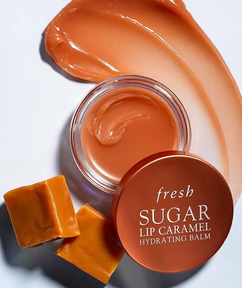 FRESH,FRESH Sugar Lip Caramel Hydrating Balm,ลิปบาล์ม,FRESH Sugar Lip,FRESH Sugar Lipรีวิว,fresh sugar lip treatment รีวิว ,fresh sugar lip ราคา ,fresh sugar lip balm ,fresh sugar lip รีวิว ,fresh sugar lip ซื้อที่ไหน