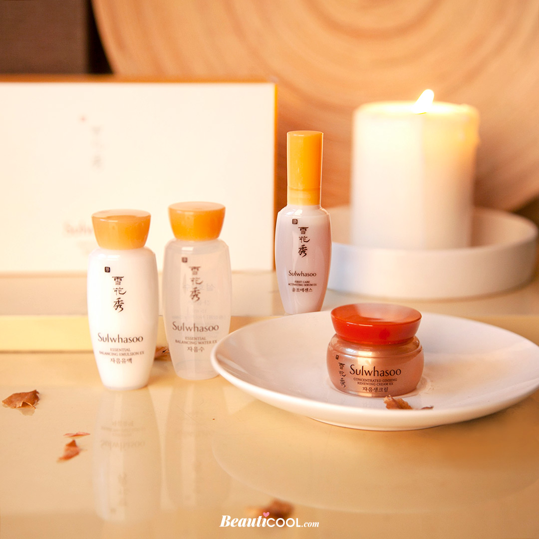 Sulwhasoo Basic kit (4item)