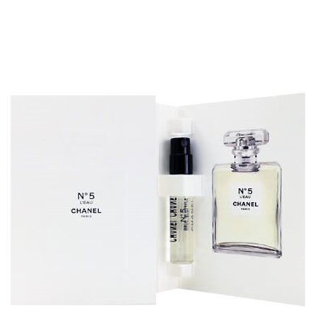 Chanel No.5 L'eau EDT 1.5 ml