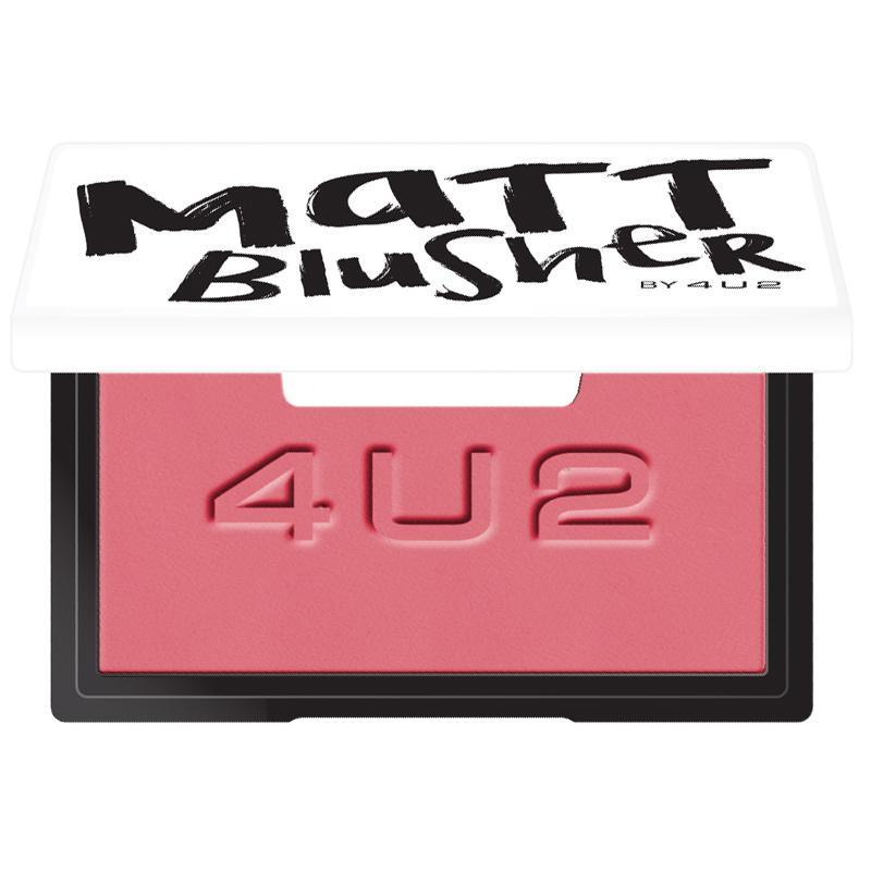 Matt Blusher #03 Blended Punch 7g. บรัชออนเนื้อแมท เนรมิตพวกแก้มให้สวยฉ่ำแบบน้ำฟรุ๊ตพั้นซ์