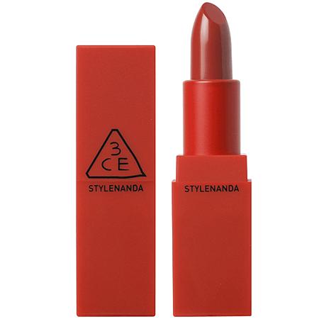 RED RECEIPE Lip Color #211 Dolly ลิปสติครุ่น MOOD ที่สาวๆคนไหนก็พลิกโลกตามหา !! แมทท์แน่นไปกับริมฝีปาก สวยสดจับใจ