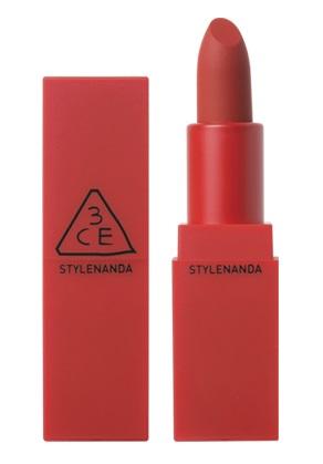 RED RECIPE Matte Lip Color #213 Fig ลิปสติคที่สาวๆคนไหนก็พลิกโลกตามหา !! แมทท์แน่นไปกับริมฝีปาก สวยสดจับใจ