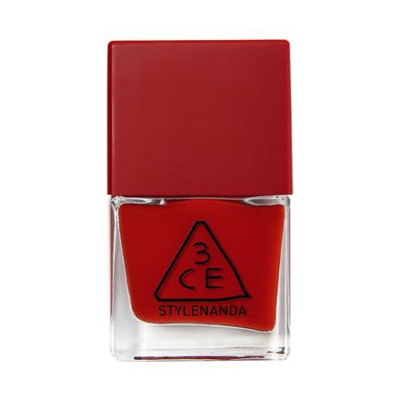 RED RECIPE Long Lasting Nail Lacquer #RD10 The Classic Red 10 ml ยาทาเล็บที่สาวเกาหลีแย่งกันซื้อ เฉดที่หาจากแบรนด์อื่นไม่ได้! คุณไม่ควรพลาด!