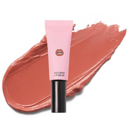 Liquid Lip Color #Make Sense 8 g ไม่มีไม่ได้แล้ว !! ลิปเนื้อแมทสีแน่น ทำให้ริมฝีปากของสาวๆ ดูสวยแซ่บ แถมจุ๊บหนุ่มๆก็ไม่หลุดด้วยนะ !