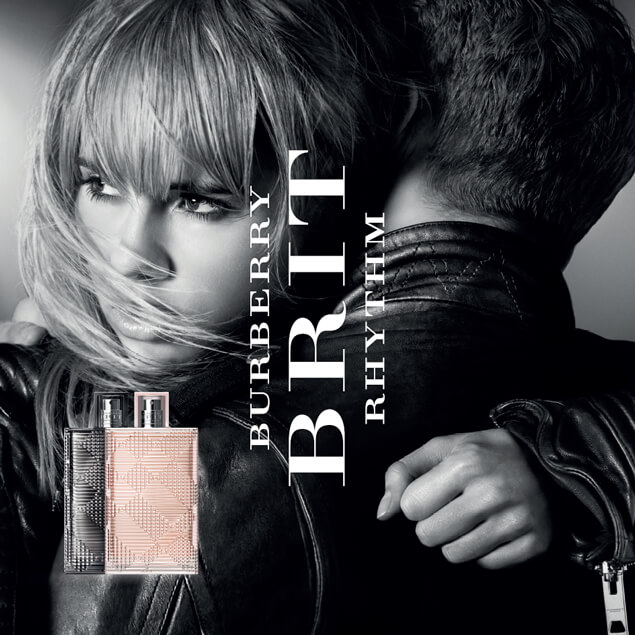 BURBERRY, BURBERRY Brit Rhythm For Her Eau De Toilette, BURBERRY Brit Rhythm For Her Eau De Toilette รีวิว, BURBERRY Brit Rhythm For Her Eau De Toilette ราคา, BURBERRY Brit Rhythm For Her Eau De Toilette 2 ml., BURBERRY แพ็คคู่สุดคุ้ม! Brit Rhythm For Her Eau De Toilette 2 ml. กลิ่นหอมมอบความรู้สึกเย้ายวนใจ แบบสาวเจ้าเสน่ห์ที่มีกลิ่นอายของร็อคแอนด์โรล สุดเท่ห์