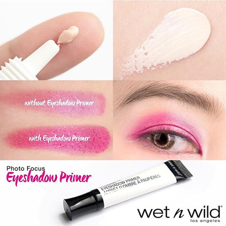 Wet N Wild Photo Focus Eyeshadow Primer E8511 Only A Matter Of