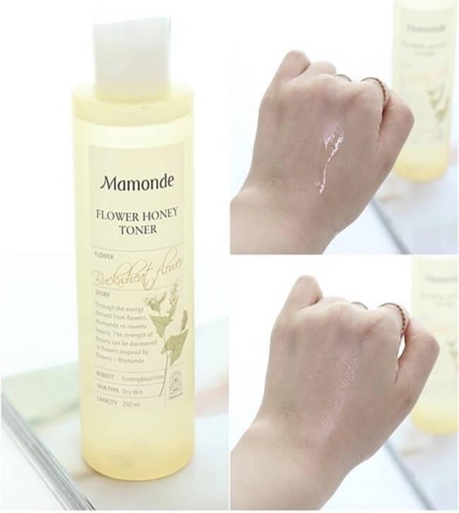 Mamonde Flower Honey Toner Review